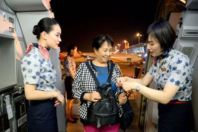 西安首条直飞迪拜航线开通