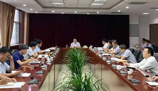 宁晋县委网络安全和信息化委员会第一次会议召开