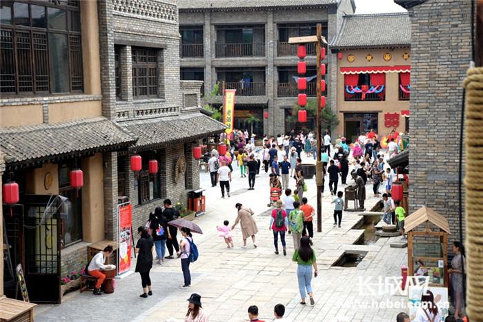 遵化:乡村文化游成为新热点