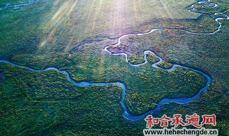 坝上海留图 醉美原生态