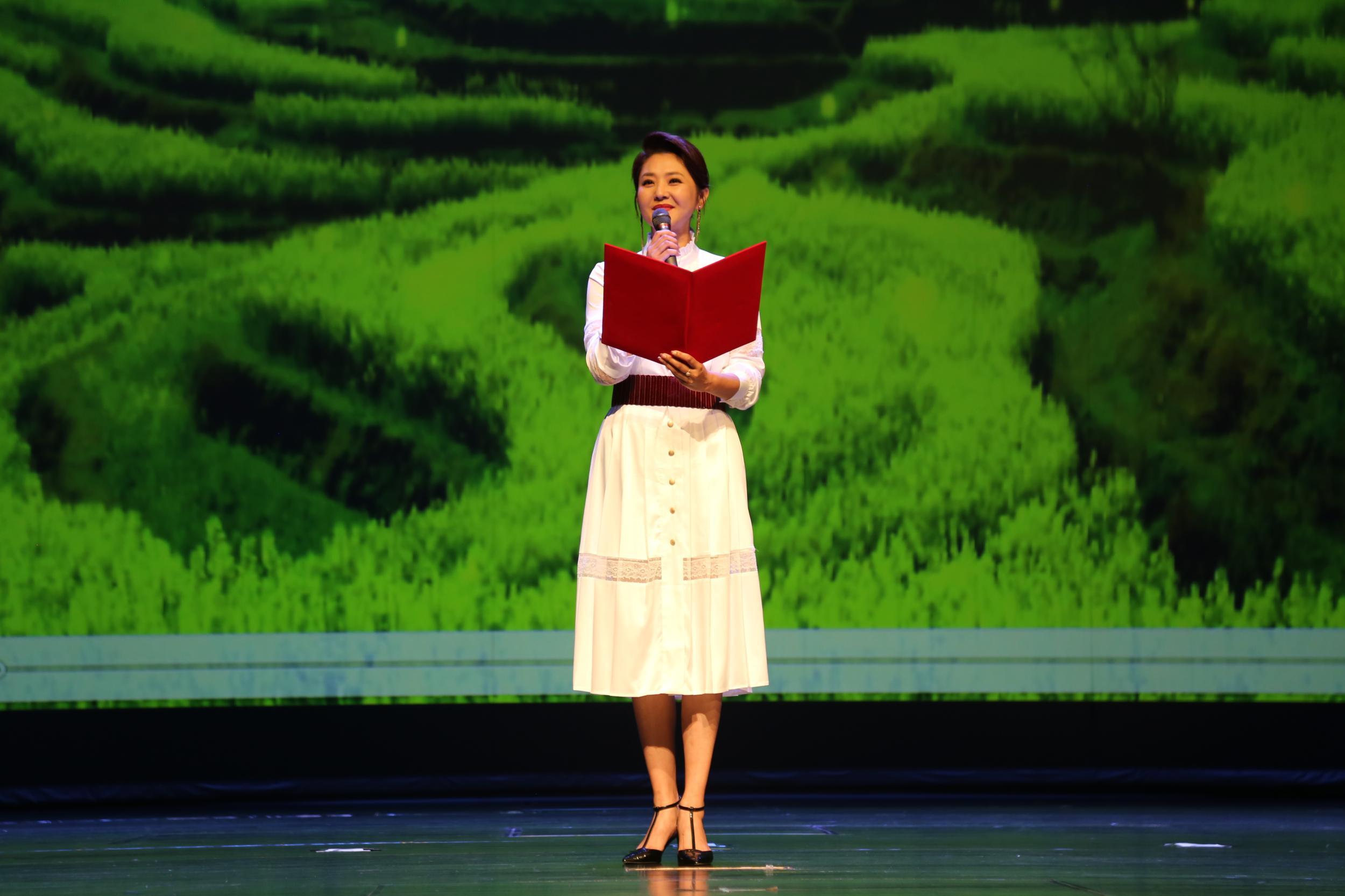 保定莲池区举办庆祝新中国成立70周年朗诵音乐会
