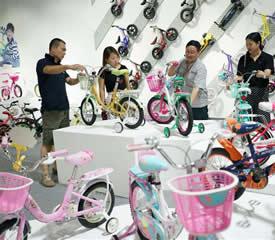 广宗:自行车企业转型升级