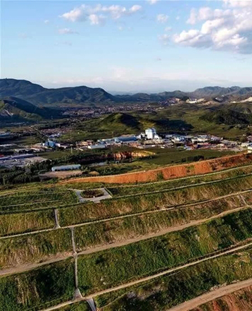 丰润:废弃矿山修复推进绿色发展