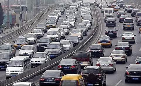 河北省发布30处中秋节易拥堵和事故多发路段