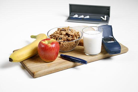 吃不对早餐影响血糖