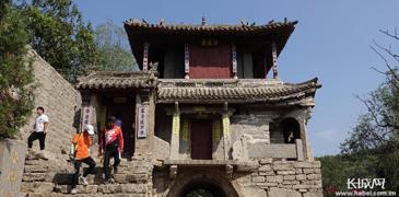 第五届石家庄市旅发大会观摩景点——井陉于家石头村
