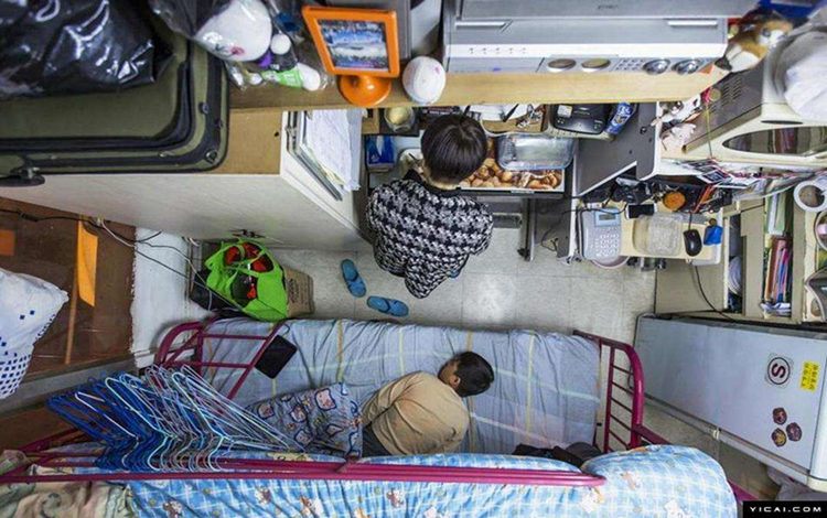 香港着手破解住房难题