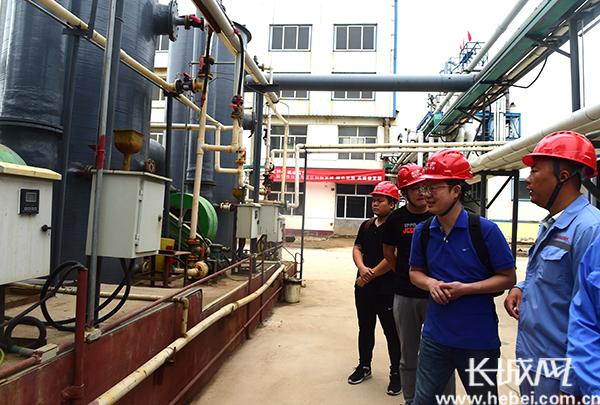 """渤海新区:绿色发展助力化工产业""""华丽转身"""""""