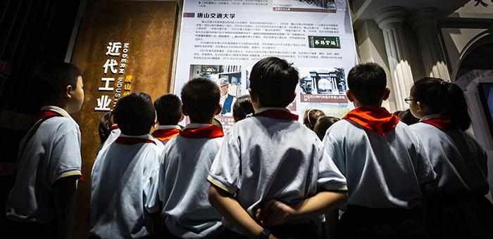 喜迎新中国70周年华诞 我与祖国共成长——唐山路南实小少先队主题活动落幕