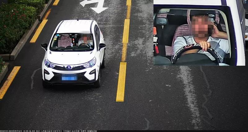 """邯郸""""失驾人员违法智能识别系统""""上线"""