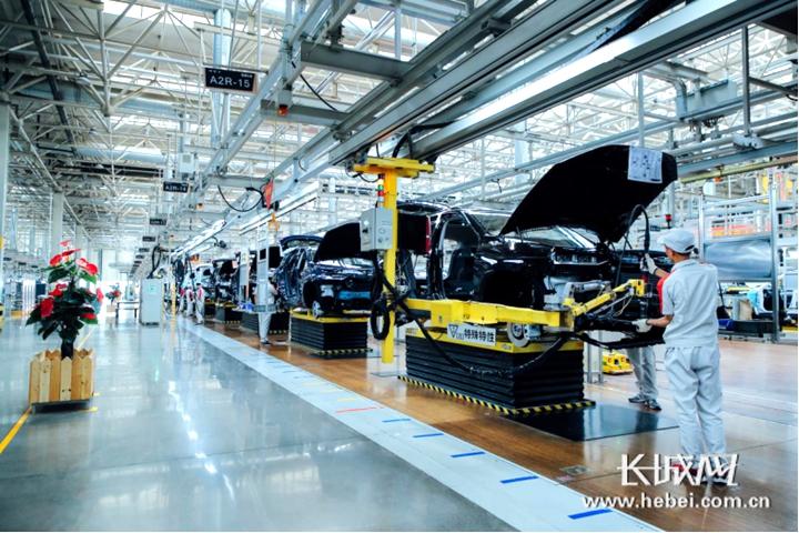 【壮丽70年·奋斗新时代·同心筑梦④】中国汽车当自强<br>长城汽车撑起民族汽车工业脊梁