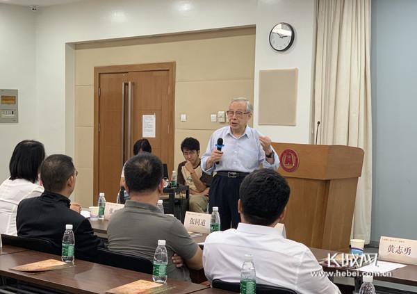 纪录片《田野上的大学》在京首映