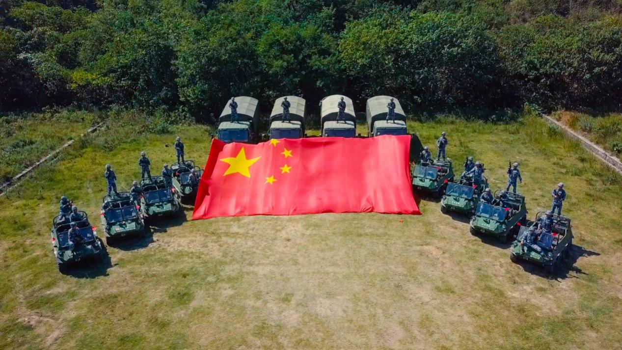 超燃!他们用胜利为祖国庆生,向祖国告白