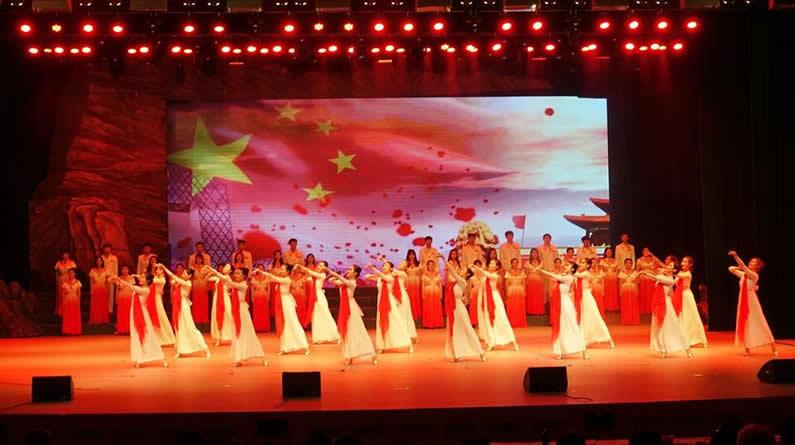 高清组图|同心共圆中国梦