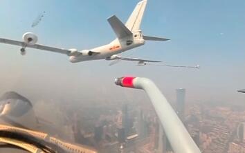 空中梯队丨长着翅膀的加油站