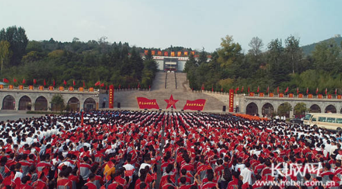 新中國成立70周年大會 在邯鄲各界引強烈反響