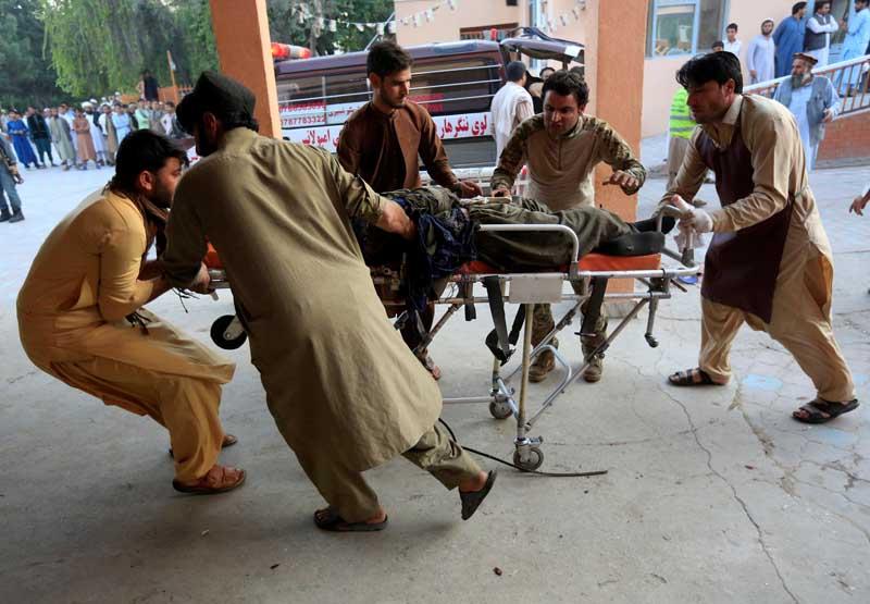 阿富汗东部发生炸弹袭击
