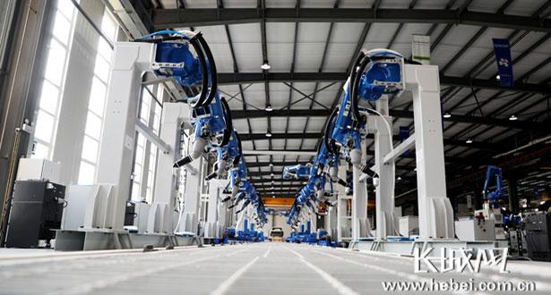 【关注正定数博会】数字经济成河北高质量发展新引擎