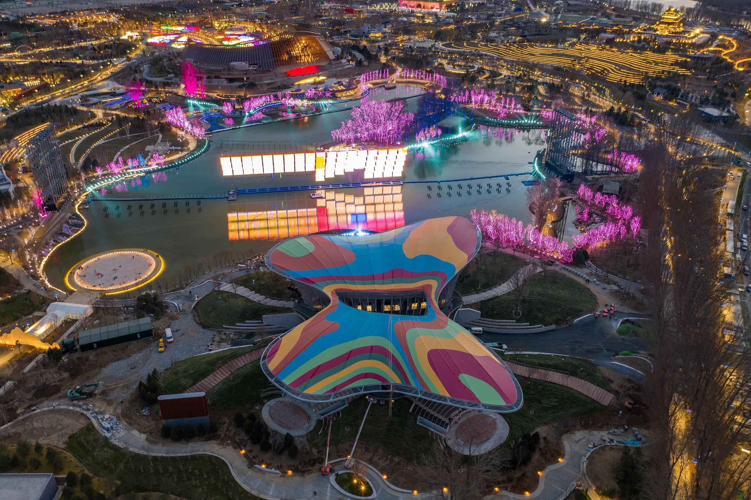北京世园会累计接待入园游客934万人次