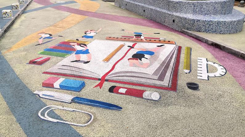 北京:小设计师焕新脏乱小巷 海淀首个由小学生参与设计街区亮相
