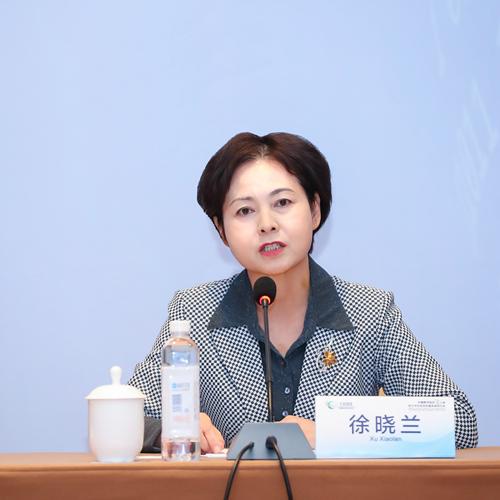 徐晓兰:系统推进工业互联网安全保障能力建设
