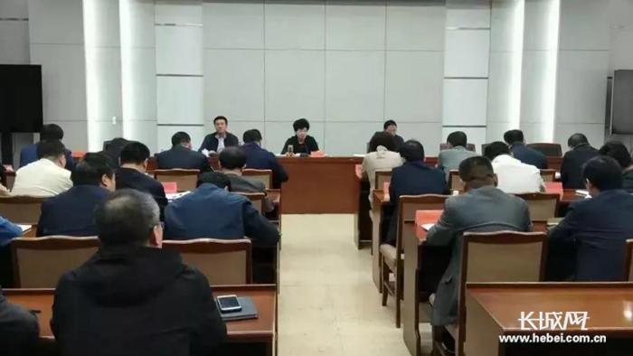 唐山市召开全市秋冬季造林工作会议