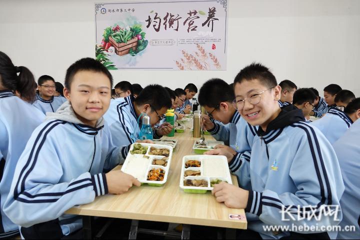 """衡水市:教育规范提升工程滋润""""祖国花朵"""""""