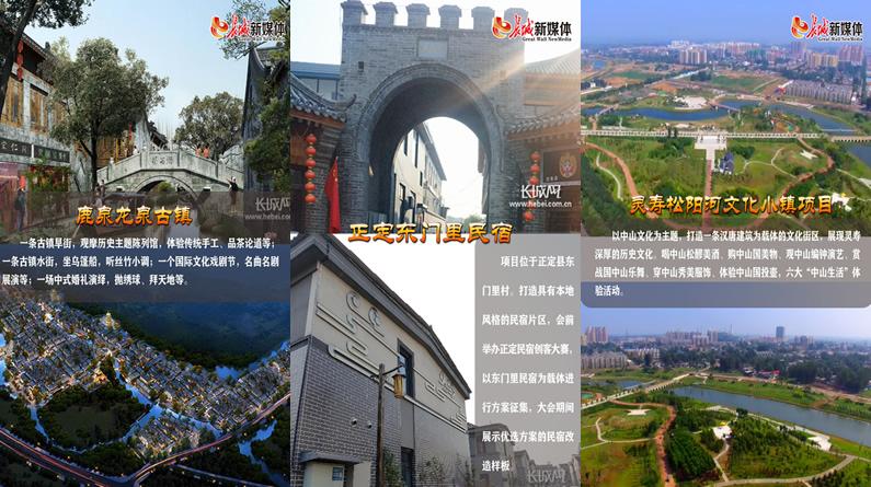 【实景图解】第四届河北省旅发大会开幕,这些美景别错过!