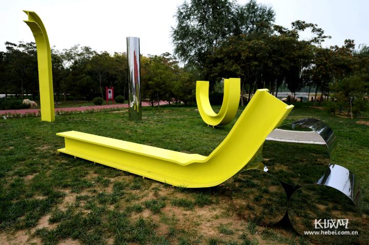 """塑造""""国际范""""城市形象的一次积极探索"""