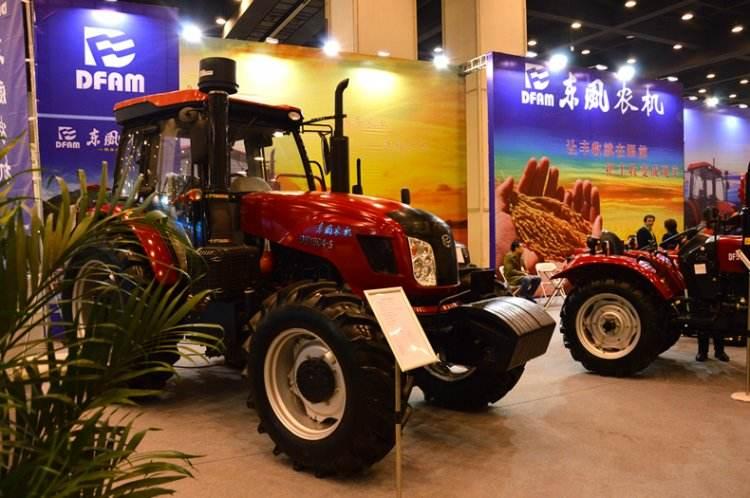 2019中国国际农机展将在青岛召开