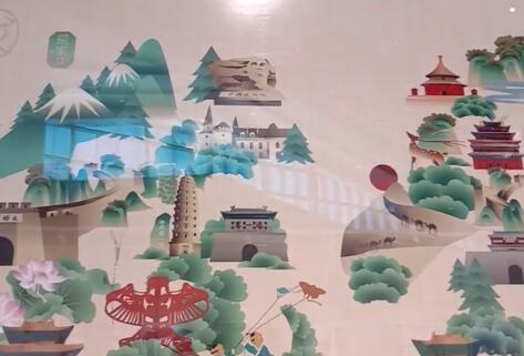 【微视频】看旅发|这张得了10万奖金的海报长啥样?