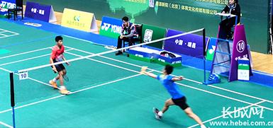 河北12名小将出征全国U13-14羽毛球总决赛
