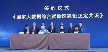 京津冀黔四省市签署
