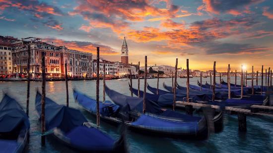 威尼斯将收进城税 2022年需预约进城
