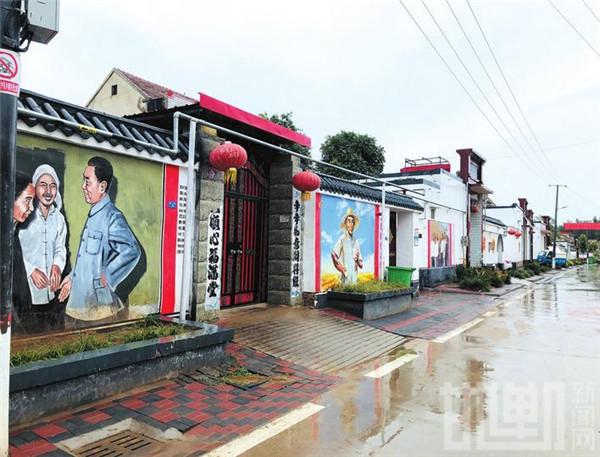 成安红色文化助力乡村振兴