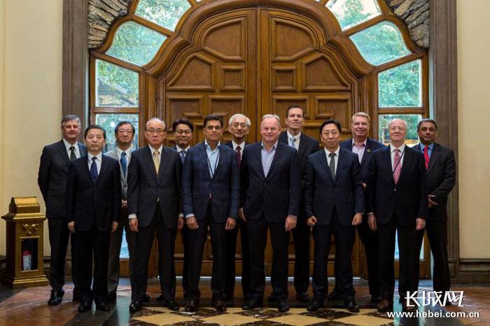 河钢集团党委书记董事长于勇就任世界钢铁协会主席