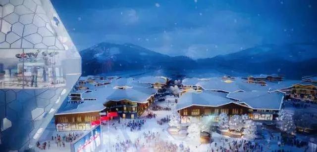 张家口将建7个特色小镇