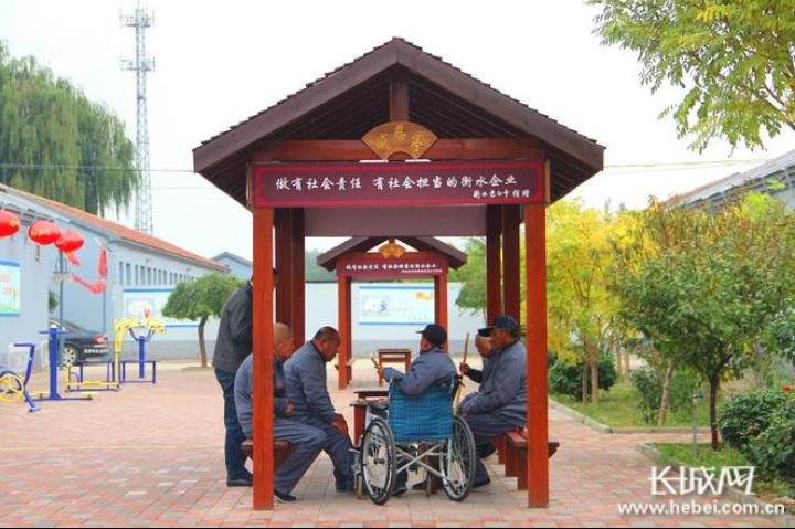 """冀州区建立""""三个中心"""" 确保扶贫防贫""""一个不落、一个不返"""""""