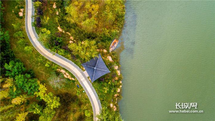 秦皇岛开发区:戴河蜕变 河长情深