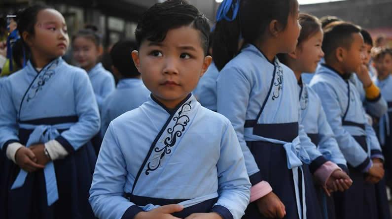 汉服嘉年华 不一样的汉文化体验!
