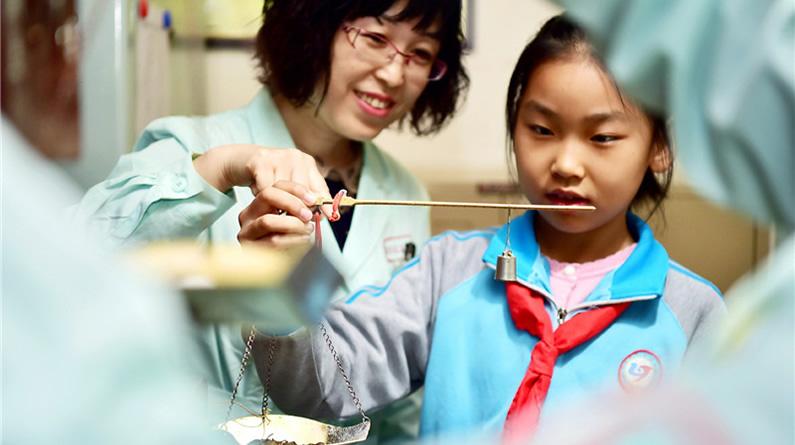 世界传统医药日:学习中医知识 感受中医魅力