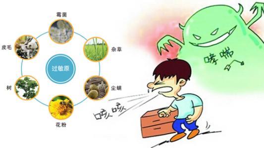 秋季小儿哮喘多发 专家提醒应避免接触过敏原