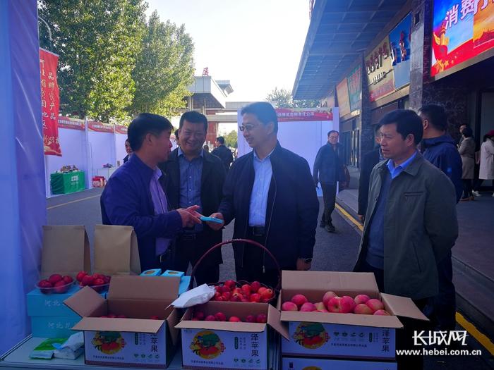 河北品牌农产品北京热销 京津冀
