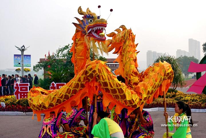 沧州高质量绘制文旅融合壮美画卷