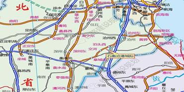 河北新建一条高铁 省会至沧州将缩短至1小时