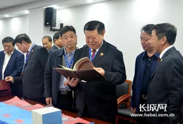 邯郸市人民检察院对基层院开展集中调研