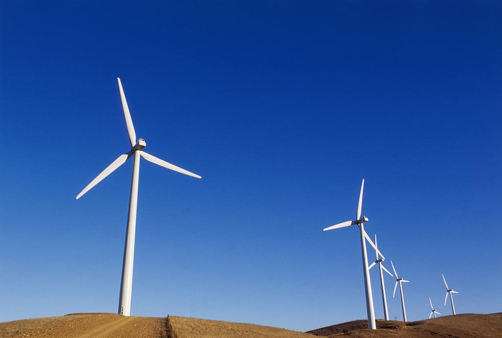 前9月風電發電量同比增9%