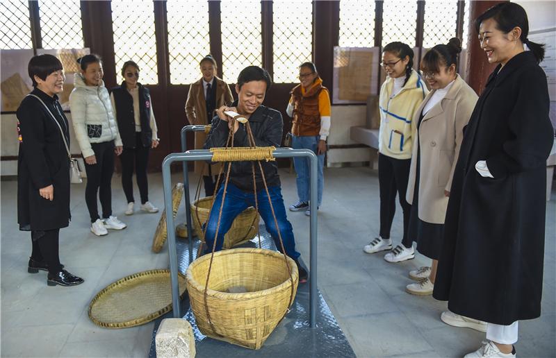深州:盈亿义仓变身粮仓博物馆