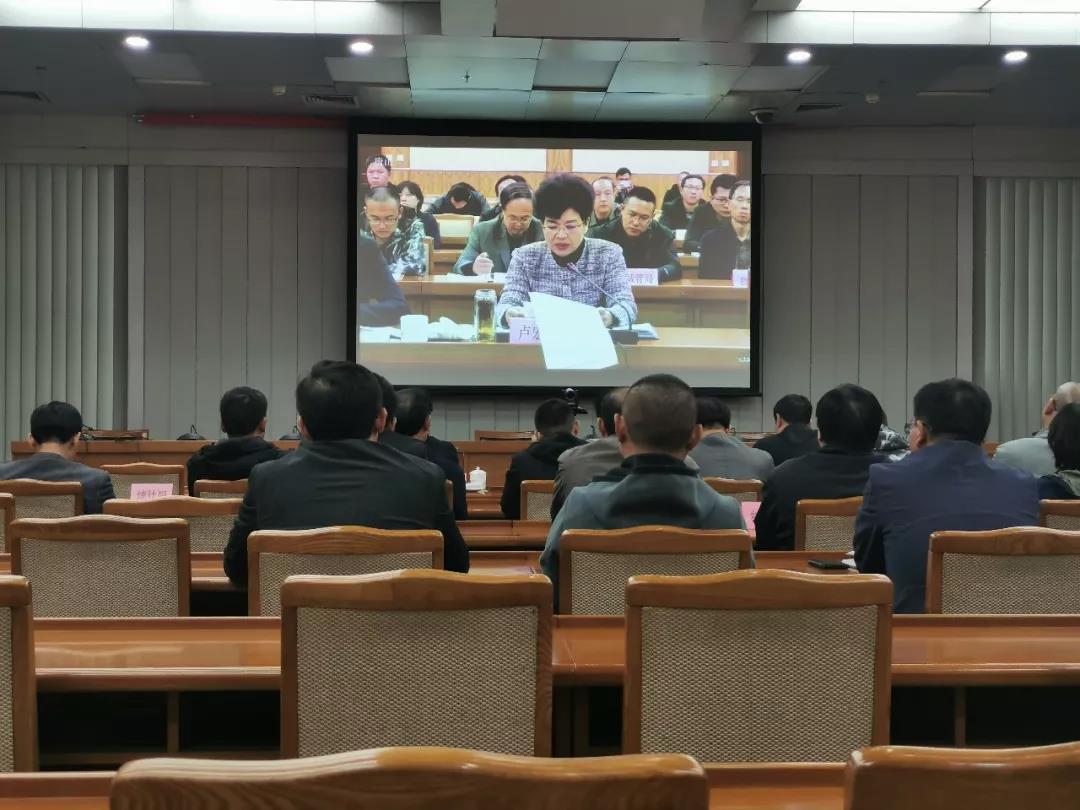 河北省政府召开全省秋冬季造林绿化电视电话会议