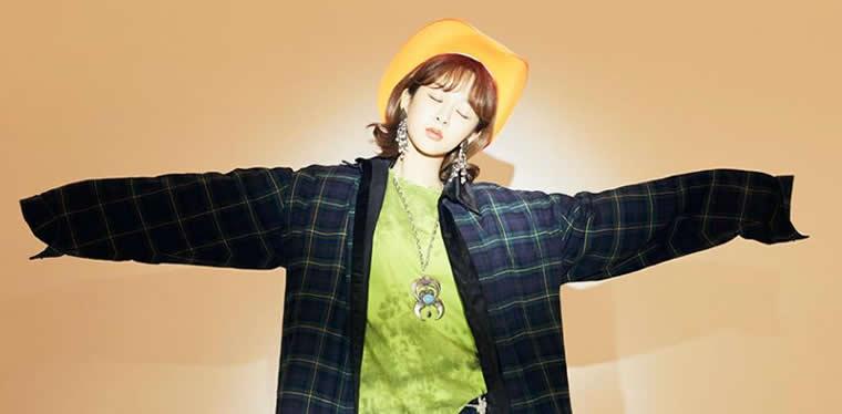 杨紫封面大片 演绎率性不羁的酷女孩
